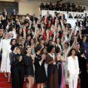 La tapis rouge foulé par 82 femmes engagées
